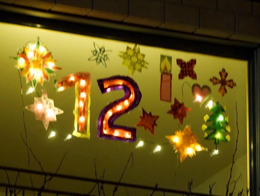 12. Dezember / 12. décembre
